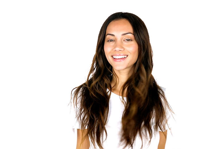 How To: Beach Waves for Wavy Hair