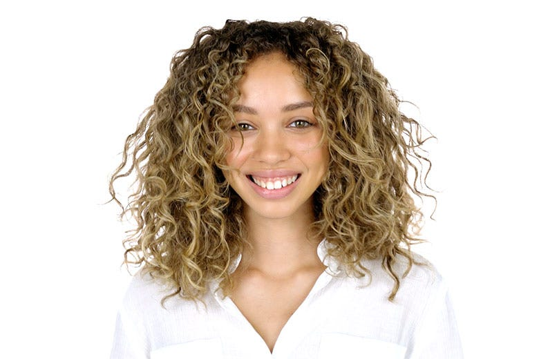 How To: Natural Blow Dry for Curly Hair