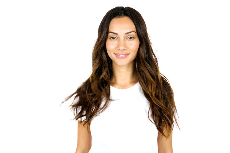 How To: Natural Blow Dry for Wavy Hair