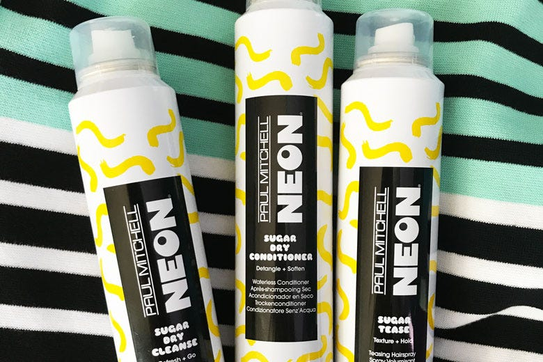 Neon How-To: Have Great Second-Day Hair