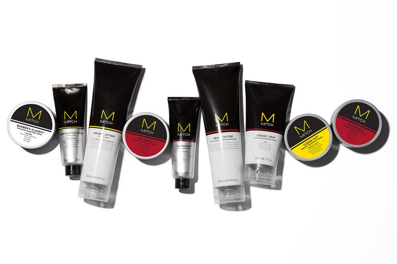 Hair Product Mixology with MITCH®