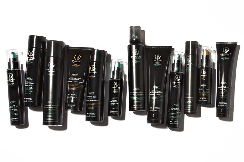 Hair Product Mixology with Awapuhi Wild Ginger®