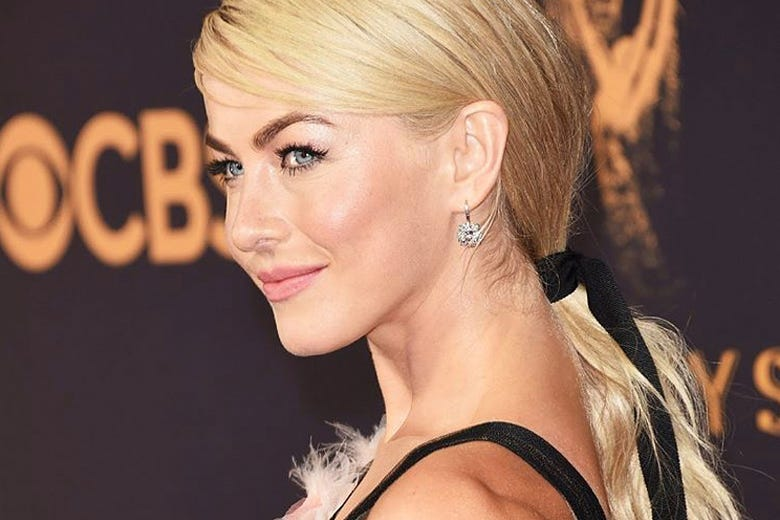 How to Get Julianne Hough's Emmy Awards and Afterparty Hairstyles