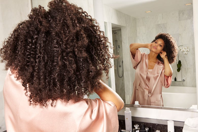 MarulaOil How-To: Gorgeous Curls