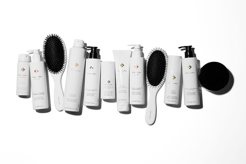 Hair Product Mixology with MarulaOil