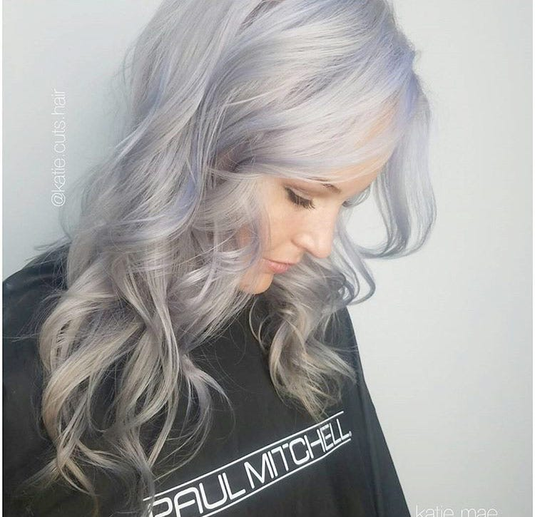 Candy-Colored Curls: Another Hair Trend to Crave @katie.cuts.hair