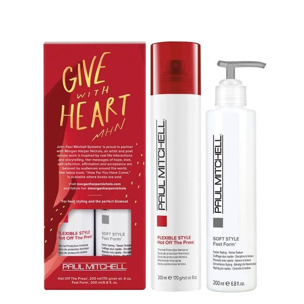 Paul Mitchell Hot Style Holiday Gift Set