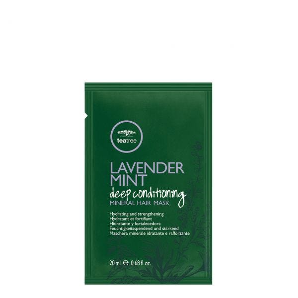 Lavender Mint Deep Conditioning Mineral Hair Mask Set of 6