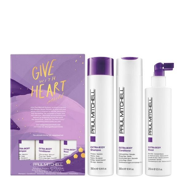 Paul Mitchell Extra-Body Holiday Gift Set