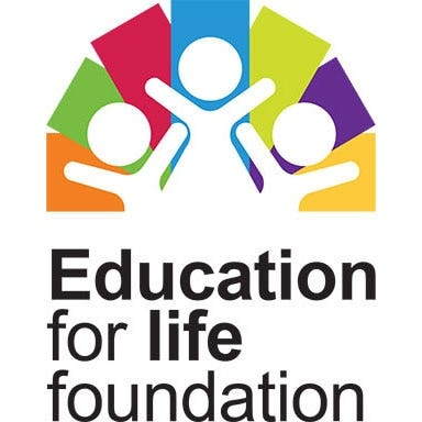 Education For Life Foundation logo