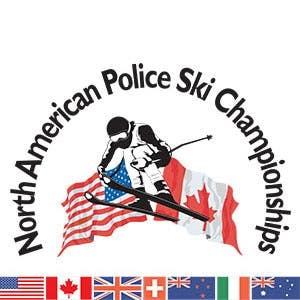 North American Police Ski Championships logo