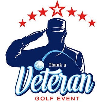 Thank A Veteran Golf Event logo