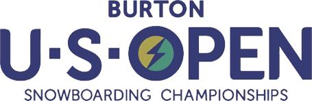 Burton US Open Snowboarding Championships logo