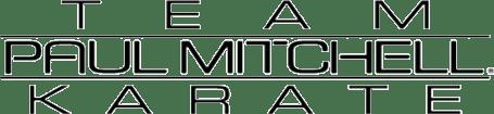Team Paul Mitchell Karate logo