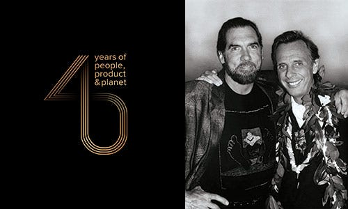 Paul Mitchell founders: Paul Mitchell & John Paul Dejoria