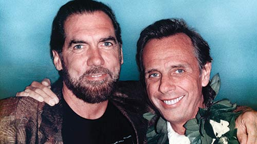 image of paul mitchell and john paul dejoria